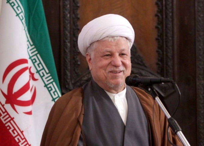 Image result for Ali Akbar Hashemi Rafsanjani